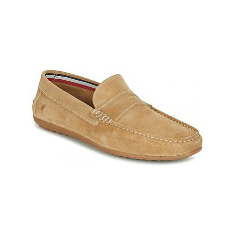Casual Attitude IMOPO men's Loafers / Casual Shoes in Beige