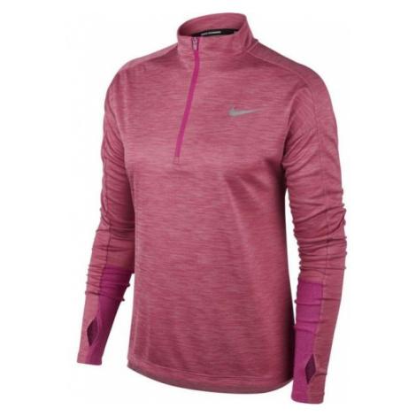 Nike PACER TOP HZ W pink - Women's running T-shirt