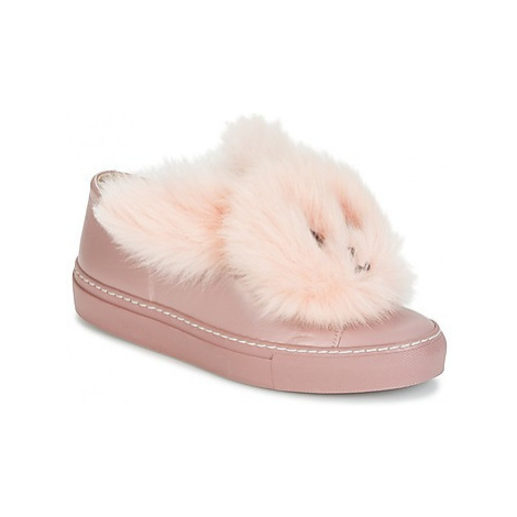 Minna Parikka FLUFFY women's Shoes (Trainers) in Pink