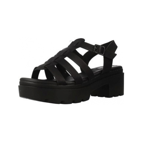 MTNG 50696M women's Sandals in Black