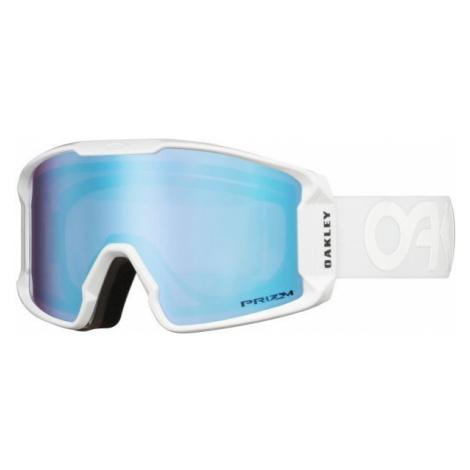 Oakley LINE MINER XM white - Ski goggles