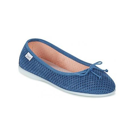 Citrouille et Compagnie GERRAGO girls's Children's Shoes (Pumps / Ballerinas) in Blue