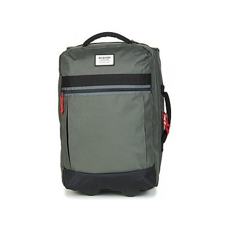 Burton OVERNIGHTER ROLLER 40L men's Soft Suitcase in Grey