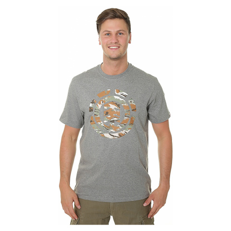 T-Shirt Element Sawtooth - Gray Heather