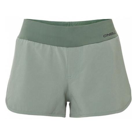 O'Neill PW ESSENTIAL SHORTS green - Women's swim shorts