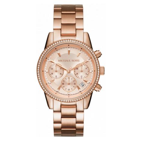 Ladies Michael Kors RITZ Chronograph Watch MK6357