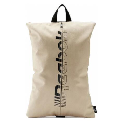 Reebok GYMSACK 2.0 beige - Shoulder bag