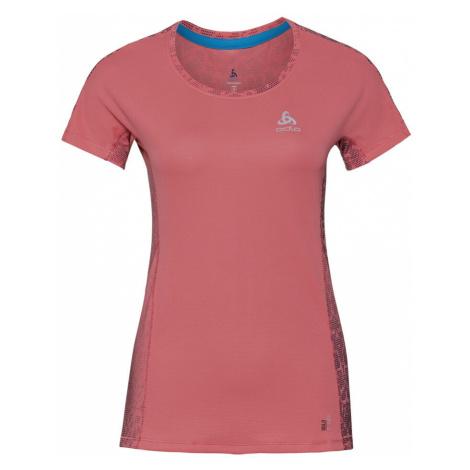 Crew Neck Omnius Print F-Dry T-Shirt Women Odlo