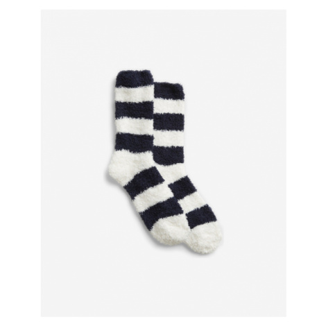 GAP Socks Black White