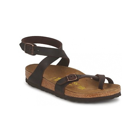 Birkenstock YARA women's Sandals in Brown
