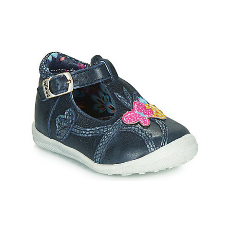 Catimini SOLEIL girls's Children's Shoes (Pumps / Ballerinas) in Blue