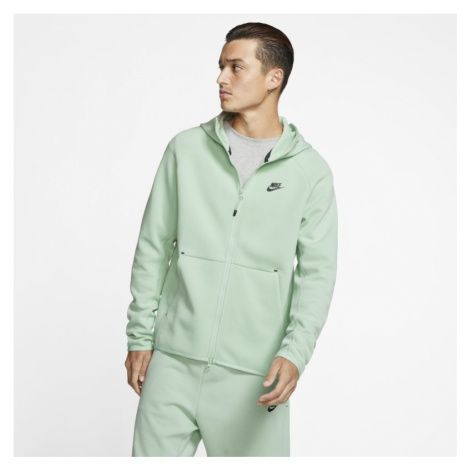 Nike Sportswear Tech Fleece Men's Full-Zip Hoodie - Green