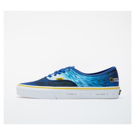 Vans Authentic (National Geographic) Ocean/ True Blue