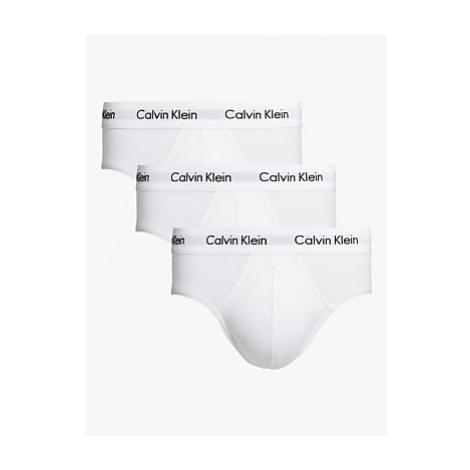 Calvin Klein Underwear Cotton Briefs, Pack of 3