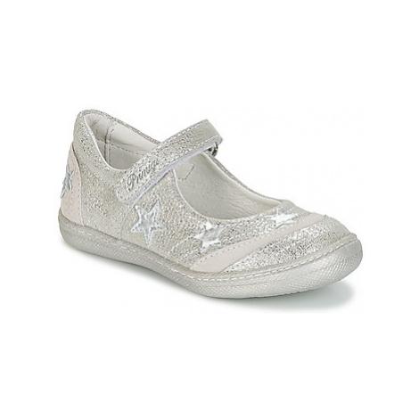 Primigi RAPATOUCHE girls's Children's Shoes (Pumps / Ballerinas) in Silver