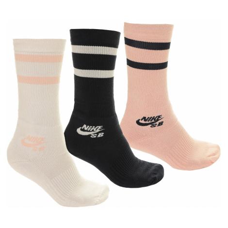 socks Nike SB Crew 3 Pack - 915/Multicolor