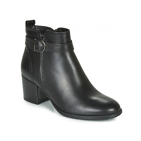 Tamaris PAULA women's Low Ankle Boots in Black