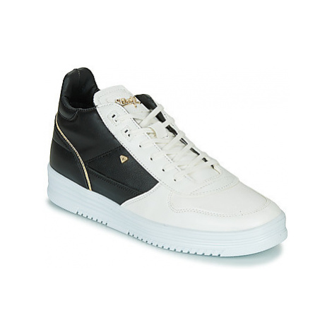 Cash Money CMS72-LUXURY men's Shoes (High-top Trainers) in White