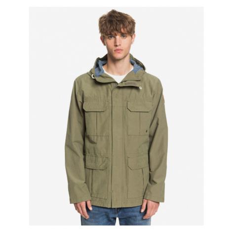 Quiksilver Fresh Evidence Jacket Green