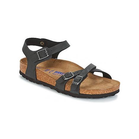 Birkenstock KUMBA SFB women's Sandals in Black