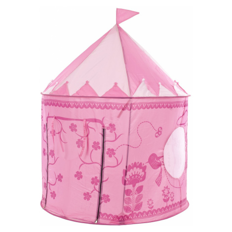Trespass Chateau Kids' Play Tent - Pink