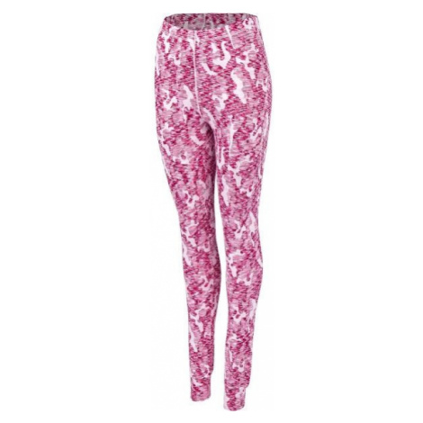 Arcore LILIAN pink - Women's thermo pants