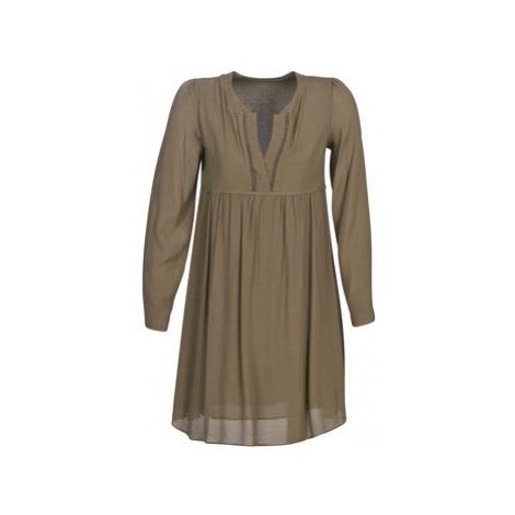 Ikks BP30275-56 women's Dress in Kaki