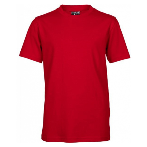 Kensis KENSO red - Boys' T-shirt