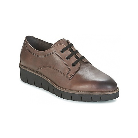 Tamaris ETEUIL women's Casual Shoes in Brown