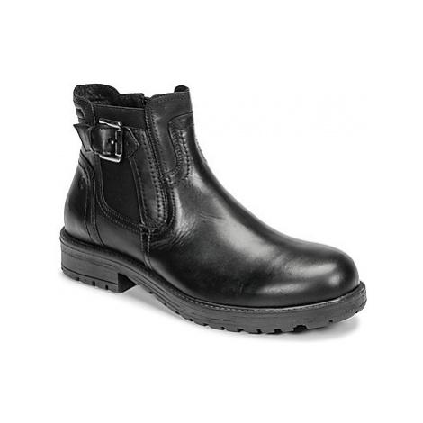 Casual Attitude LANCELOT men's Mid Boots in Black