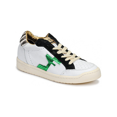 Serafini SAN DIEGO women's Shoes (Trainers) in White