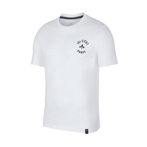 Paris Saint-Germain Story Tell Kit T-Shirt - White Nike