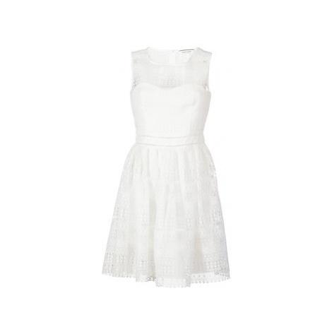 Naf Naf LARIMOI R2 women's Dress in White