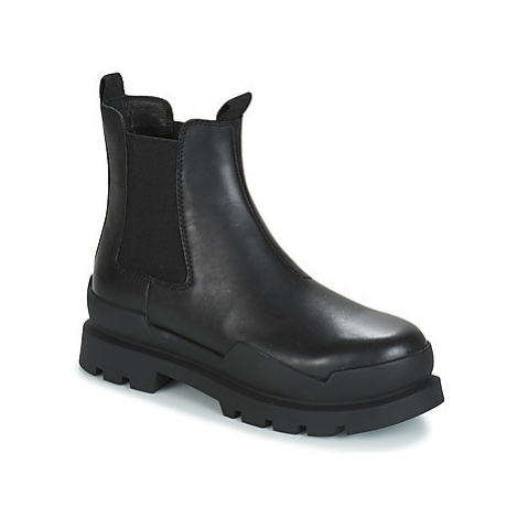 G-Star Raw RACKAM CHELSEA women's Mid Boots in Black