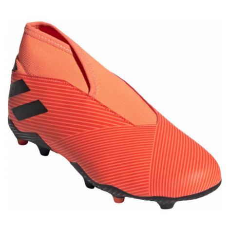 adidas NEMEZIZ 19.3 LL FG red - Men's football boots