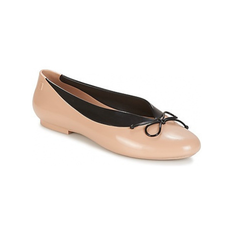 Melissa JUST DANCE women's Shoes (Pumps / Ballerinas) in Beige