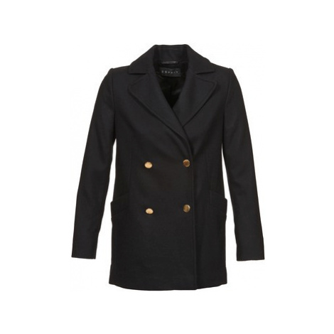 Esprit WATTS women's Coat in Black