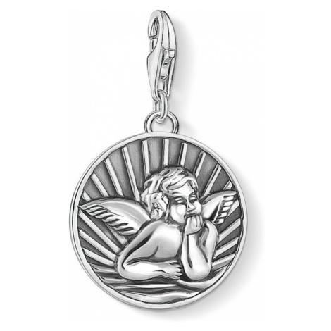 Thomas Sabo Sterling Silver Charm Club Angel Charm