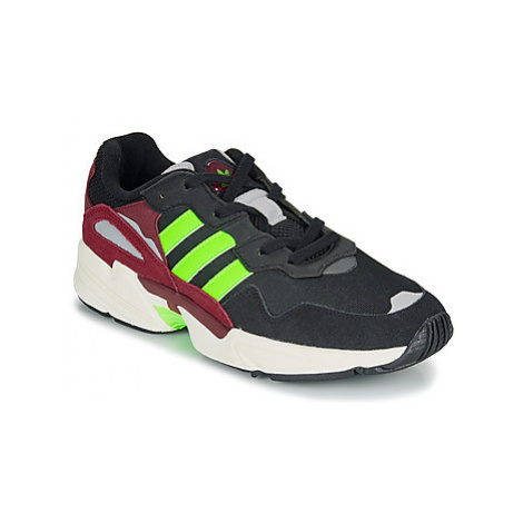 Adidas YUNG-96 men's Shoes (Trainers) in Black
