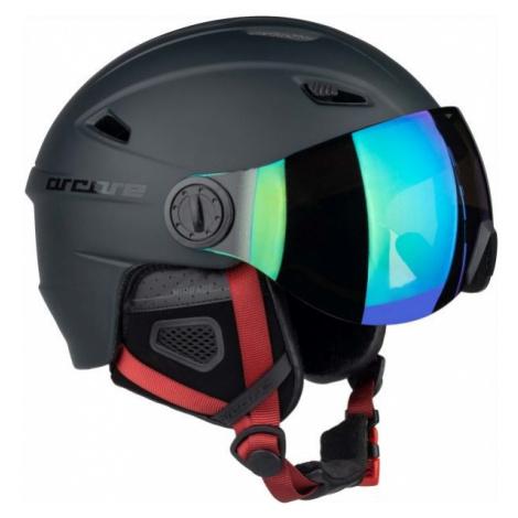 Arcore MIRRAGE black - Ski helmet