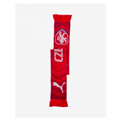Puma Czech Republic Scarf Red