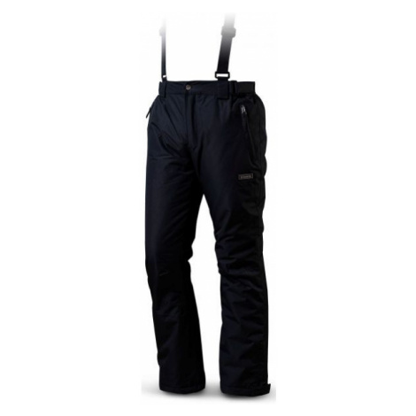 TRIMM SATO PANTS JR black - Boys' ski trousers