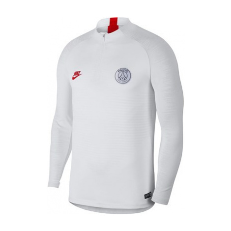Paris Saint-Germain Vaporknit Strike Drill Top - White Nike