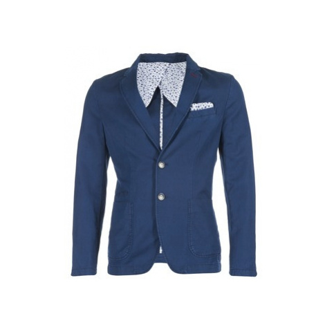 Benetton MASKIOL men's Jacket in Blue United Colors of Benetton