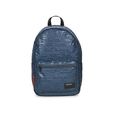 Diesel DISCOVER BACK men's Backpack in Blue