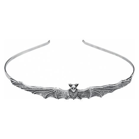 Mysterium® - Bat Headband - Headband - silver-coloured