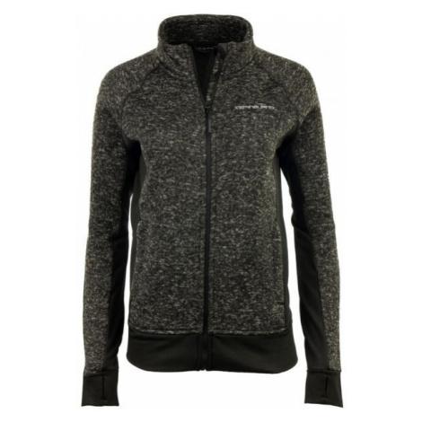 ALPINE PRO VEDA black - Women's sweater