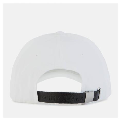 Tommy Jeans Men's TJM Heritage Cap - White Tommy Hilfiger
