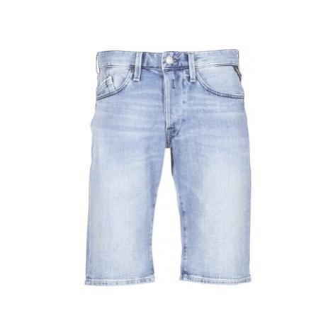 Replay WAITOM SHORT men's Shorts in Blue