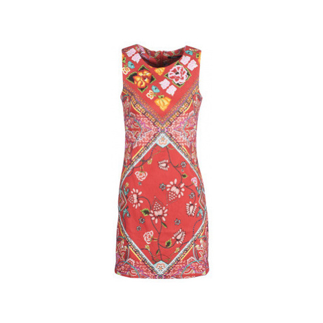 Desigual LISA women's Dress in Multicolour